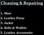 EdgeSense Shoe cleaning & Repairing Services