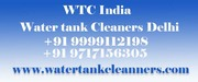 Water Tank Cleaning Services in Delhi NCR WTC India