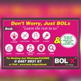 Dry Cleaner Service In Dwarka with BOLx