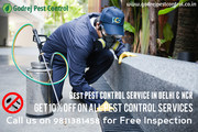 10% OFF on all Pest Control Services -Contact Godrej Pest Control